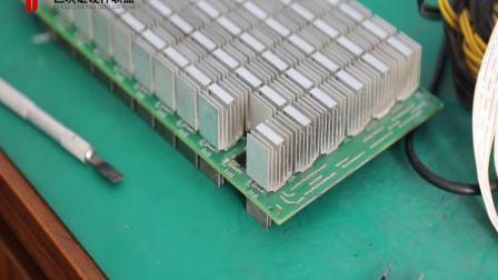 蚂蚁矿机维修教程第四期:S9算力芯片教程