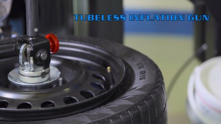 JBOSS- 爆充枪(选配) TUBELESS INFLATION GUN