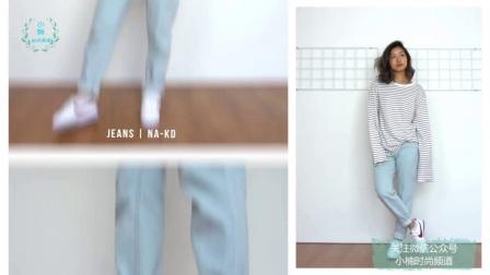 【小楠时尚频道】女生穿搭-时尚博主分享夏季日常七款搭配