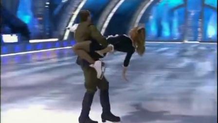 俄罗斯冰上交谊舞