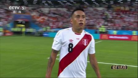 世界杯温暖记忆:时隔36年 即使失败 秘鲁球员也要昂首离开