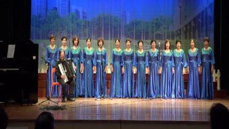 上海知青开心合唱团演出(1)