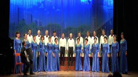 上海知青开心合唱团演出(3)
