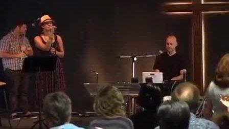 Alberto and Kimberly Rivera_浸泡音乐