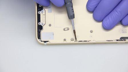 苹果7换后盖 iphone7换壳拆机换外壳机壳教程【超清】