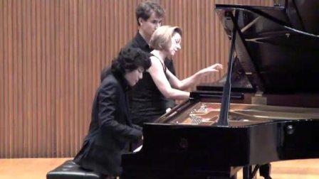 柴可夫斯基第一钢琴协奏曲 (片段B)