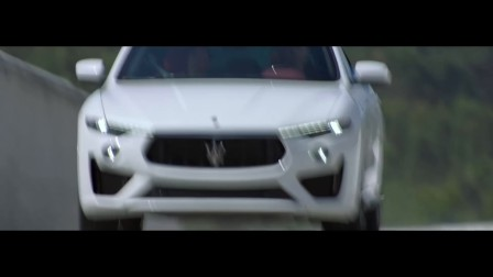 Maserati Levante GTS- Raise your expectations-