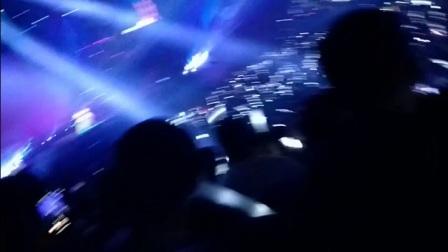 2018张碧晨北京极光演唱会(凉凉)超好听