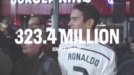【全景世界杯】揭秘C罗商业帝国 1条帖子40万美元