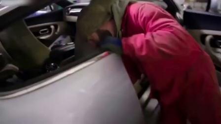 宾利GT大陆改装拉力赛车