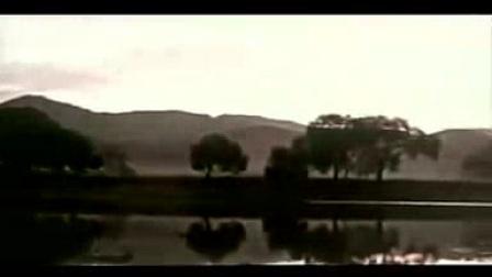 我在朝鲜老电影【摘苹果的时候】(1971年出品截了一段小视频