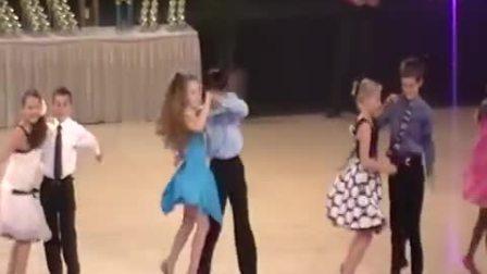 JPPSS Challenge First Place - Children Swing Dancing
