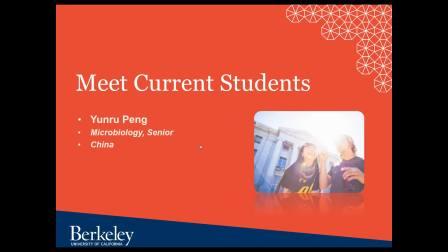 Preparing for Your Study Abroad at UC Berkeley Webinar 2018
