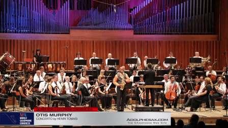 WSC - Concerto by Henri Tomasi - Otis Murphy