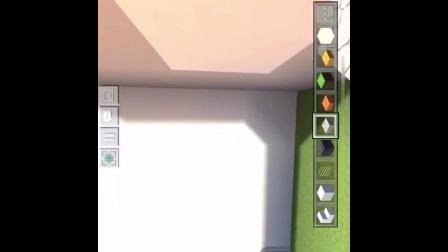 手机版我的世界建筑教学(2)厨房篇