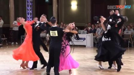 2018_7_8_WDSF_Wuppertal_STD_Final_德国世界公开赛摩登舞决赛