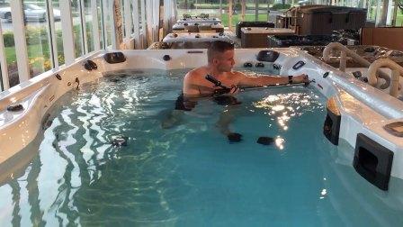 儿童商用亚克力游泳池,沈阳池源泳池水疗设备,健身馆水疗设备,亚克力冲浪浴缸水泵
