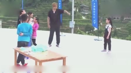 极限挑战4罗志祥就是个孩子王, 和小朋友打成一片!