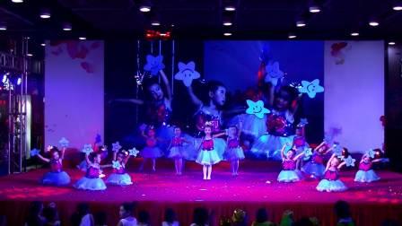 青苗艺术教育机构万科红分校五周年 《星星的心》中国舞初级6班 微记录影视15118832207