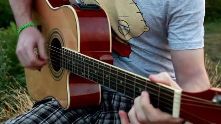 Peter Gergely彼得格格利-指弹吉他谱精选集Avicii - Wake Me Up