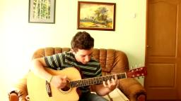 Peter Gergely彼得格格利-指弹吉他谱精选集Avicii - You Make Me