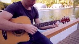 Peter Gergely彼得格格利-指弹吉他谱精选集Avicii-Wake Me Up
