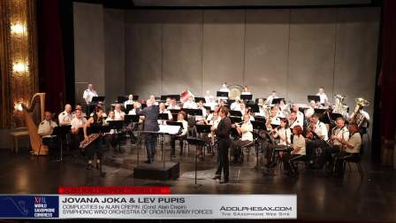 WSC Complicities by Alain Crepin - Jovana Joka & Lev Pupis