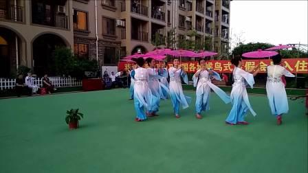 童心艺术团舞蹈队  舞蹈:梦里水乡
