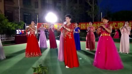童心艺术团舞蹈队 葫芦丝演奏:月光下的凤尾竹