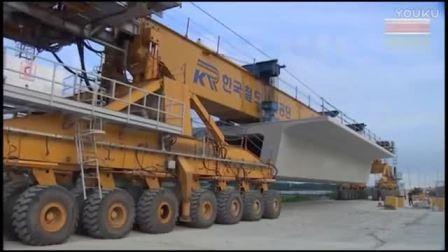 世界上轮子最多, 载重最强的车在中国。