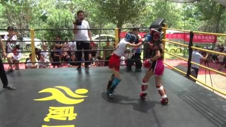 2018年运城市格斗联盟赛(青少年自由搏击赛)
