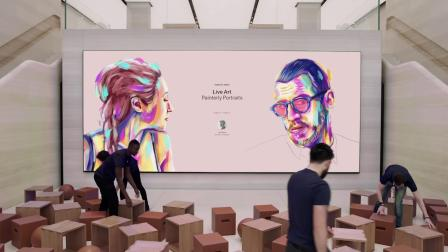 【2018戛纳】品牌体验与活动狮Today@Apple