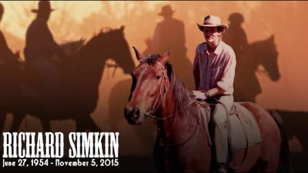 My Country (Richard Simkin) Memorial Service