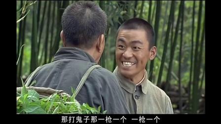 顺溜消音器失败,又去坟头砍竹子,大爷给了个真的