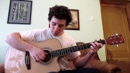 Peter Gergely彼得格格利-指弹吉他谱精选集Zedd - Clarity