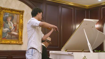 旅欧演奏家琴敏善/叶羽佳/李运贺演绎电影主题音乐于上海国际品牌珠宝中心