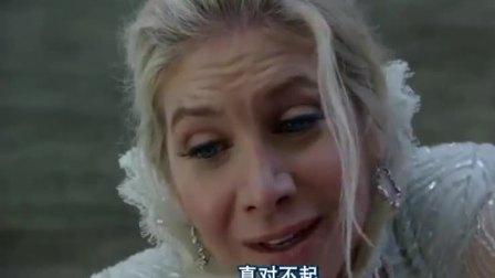 冰雪奇缘真人版, 冰公主一失手, 将妹妹变成冰人