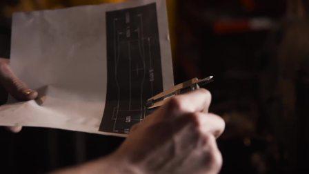 【游民星空】武器人间打造《西部世界》黑衣人猎刀