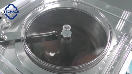 益达&吉拉朵硬冰淇淋机 IC3冰淇淋制作操作演示(温度计)