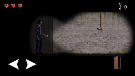 【孤独黑狐】恐怖游戏系列:兰德里纳河2D
