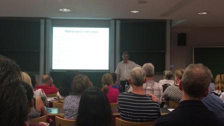剑桥大学数学系教授讲座05-2018年7月6日