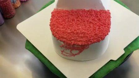 汽车生日蛋糕的做法~