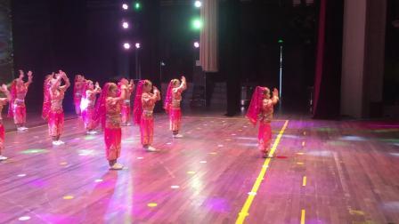 多多女孩舞蹈特写