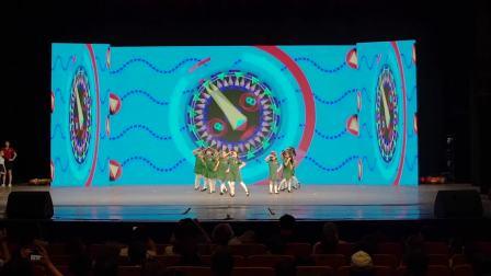 青青藤幼儿园2018年毕业典礼舞蹈毕业诗