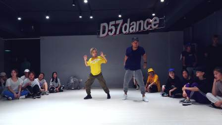 【D舞区舞蹈】外教导师Jerome -《Curtain Call》舞蹈视频