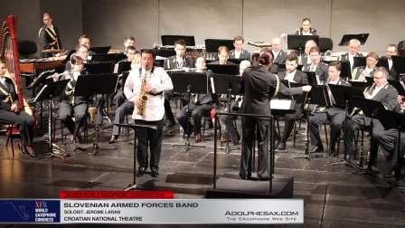 Paganini Remix by Schoichi Asai - Jereome Laran -Slovenian Armed Forces Band