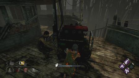 【基拉】黎明杀机人皇回归第三季!你们见过上树这么开心的UP主吗?
