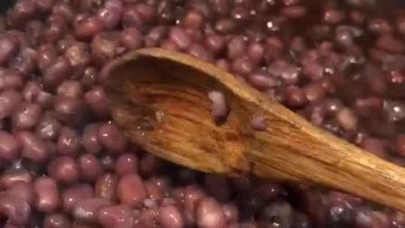 蜜红豆这样做, 学会了吗