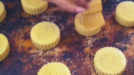 中秋热卖的蛋酥月饼,比提浆月饼还要好的独家配方