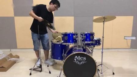 架子鼓安装视频使用
